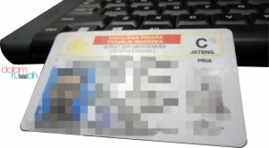 Cara membuat SIM C lengkap
