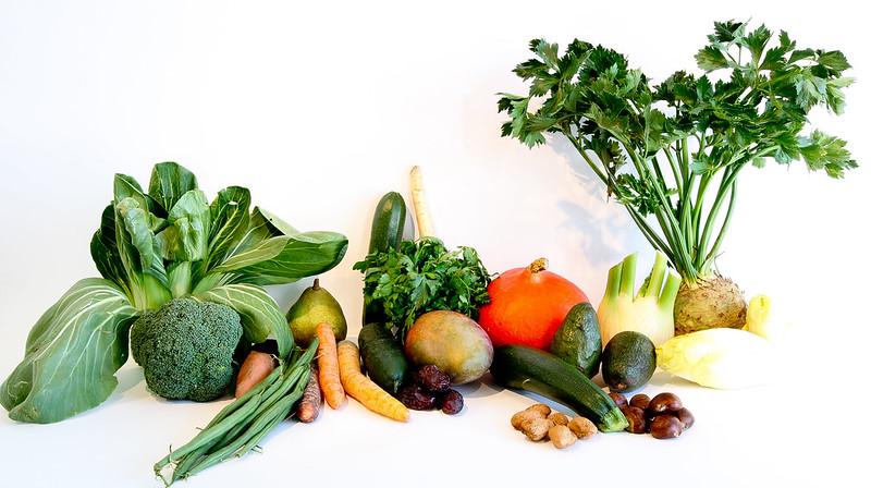Sayuran hijau mengandung oksalat