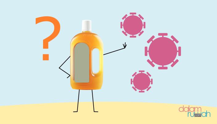 You are currently viewing Apakah Dettol antiseptik cair efektif untuk virus?